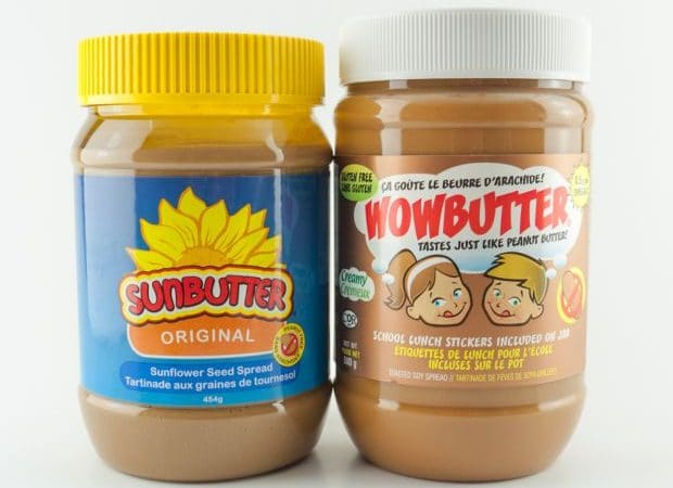 Review: Peanut Butter Alternatives
