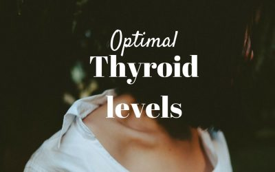 Optimal thyroid levels