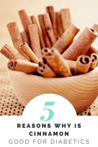 why is cinnamon good for diabetics