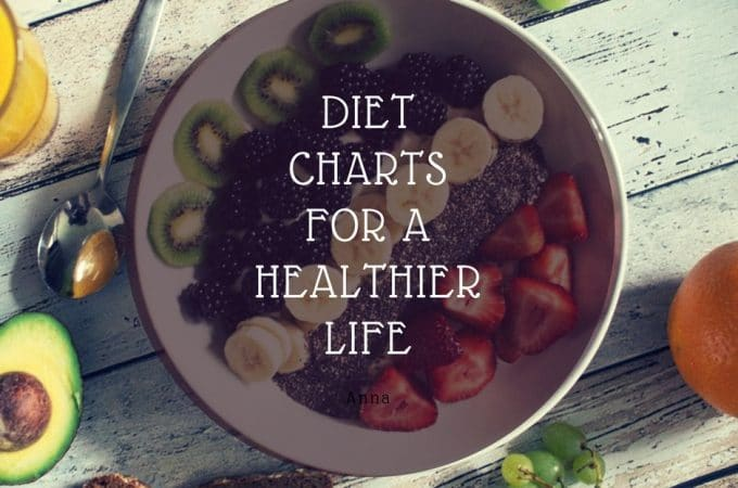 A Diet Chart – Way To a Healthy Life