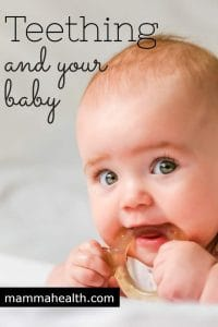 How to spot the signs that your baby is teething so you know how to treat the discomfort. Learn what to look for and find the best teething remedies. When do babies start teething? Baltic amber teething necklace. teething rings, silicone teether.