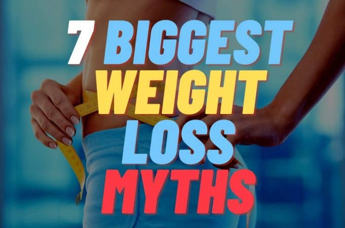 7 biggest weight loss myths